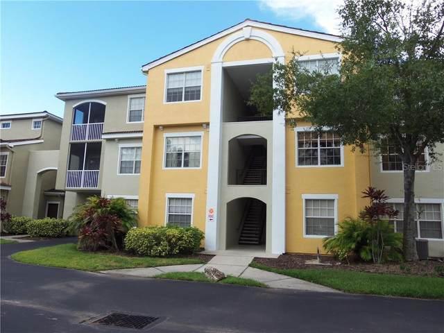 5600 Bentgrass Drive 8-302, Sarasota, FL 34235 (MLS #A4475847) :: The Light Team