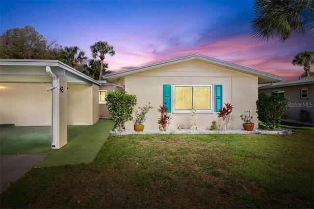 43 Strathmore Boulevard Villa43, Sarasota, FL 34233 (MLS #A4476103) :: Sarasota Property Group at NextHome Excellence
