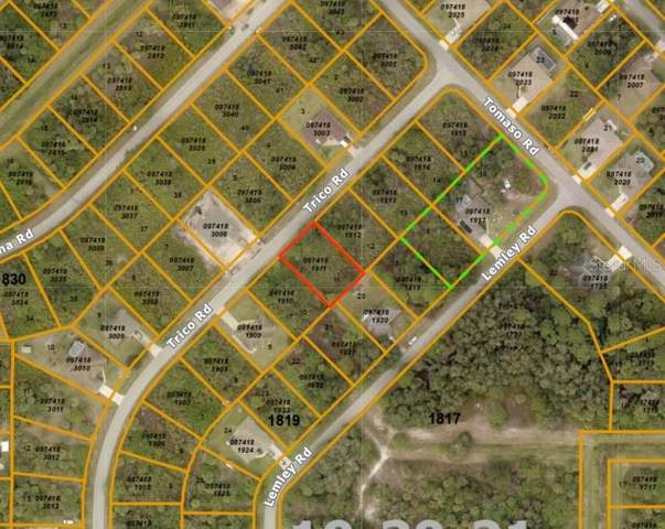 Trico Road, North Port, FL 34287 (MLS #A4476159) :: Bustamante Real Estate