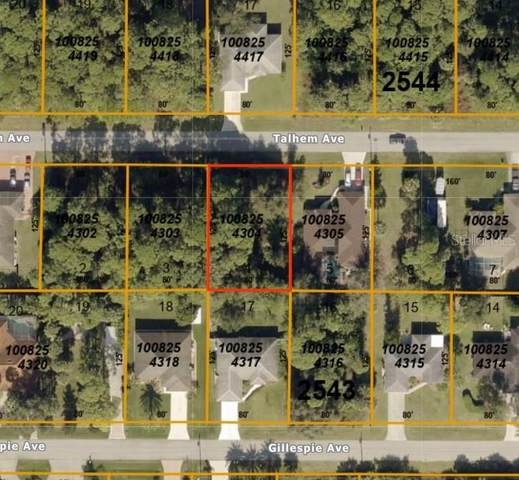 Talhem Avenue, North Port, FL 34288 (MLS #A4476398) :: Rabell Realty Group