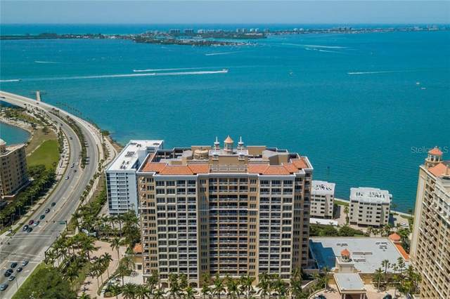 35 Watergate Drive #1803, Sarasota, FL 34236 (MLS #A4476458) :: Zarghami Group
