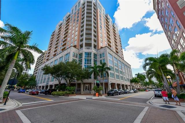 1350 Main Street #1401, Sarasota, FL 34236 (MLS #A4476598) :: Your Florida House Team
