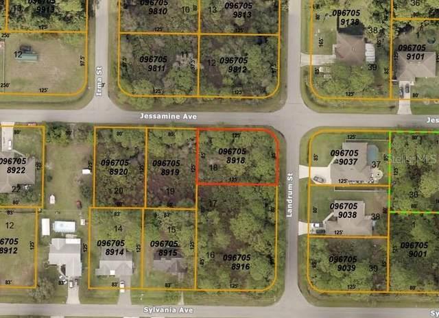 Jessamine Avenue, North Port, FL 34291 (MLS #A4476742) :: Alpha Equity Team