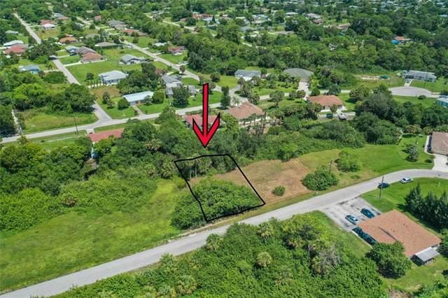 Lot 8 Rosaro Avenue, North Port, FL 34287 (MLS #A4476770) :: Heckler Realty