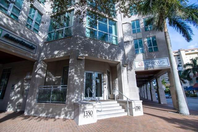 1350 Main Street #302, Sarasota, FL 34236 (MLS #A4476975) :: Your Florida House Team