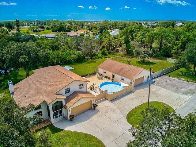 11927 De Soto Drive, North Port, FL 34287 (MLS #A4477126) :: Alpha Equity Team