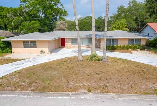 2516 Tanglewood Drive, Sarasota, FL 34239 (MLS #A4477144) :: The Figueroa Team