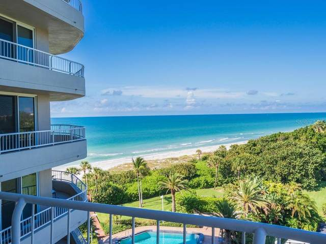 775 Longboat Club Road #605, Longboat Key, FL 34228 (MLS #A4477159) :: Alpha Equity Team