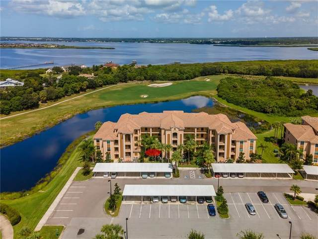 6411 Grand Estuary Trail #203, Bradenton, FL 34212 (MLS #A4477280) :: Cartwright Realty