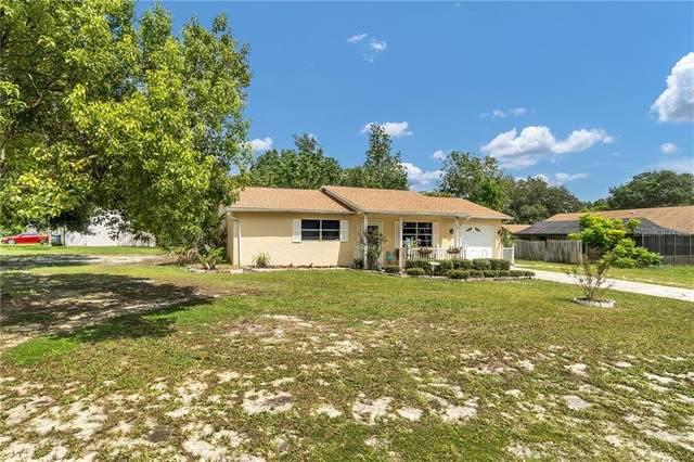 9661 Langan Street, Spring Hill, FL 34606 (MLS #A4477387) :: Team Bohannon Keller Williams, Tampa Properties