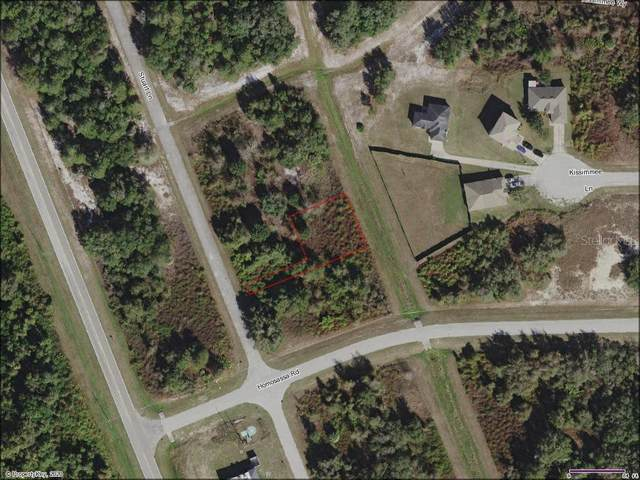 1405 Stuart Lane, Poinciana, FL 34759 (MLS #A4477404) :: Zarghami Group