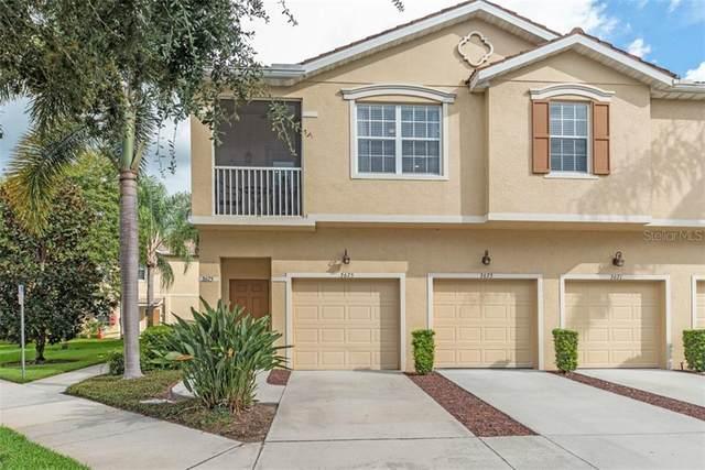 3675 Parkridge Circle 8-202, Sarasota, FL 34243 (MLS #A4477550) :: Cartwright Realty