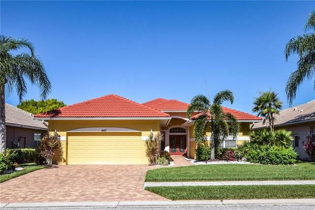 647 Pond Willow Lane, Venice, FL 34292 (MLS #A4477551) :: Rabell Realty Group
