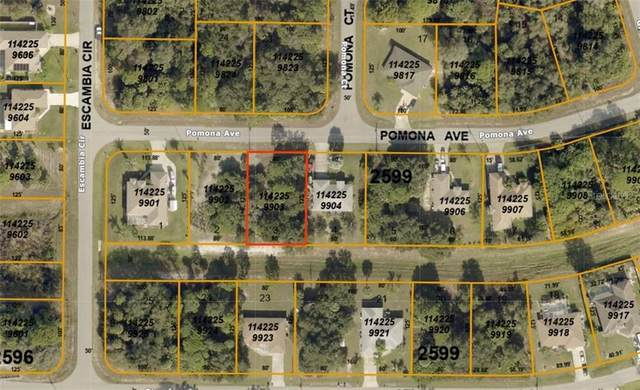 1142259903 Pomona Avenue, North Port, FL 34288 (MLS #A4477718) :: Rabell Realty Group