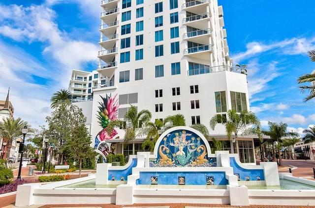 111 S Pineapple Avenue #1118, Sarasota, FL 34236 (MLS #A4477877) :: Team Buky
