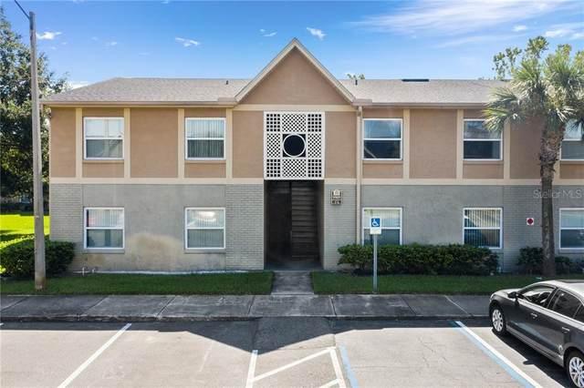 9909 Sweepstakes Lane #4, Orlando, FL 32837 (MLS #A4477880) :: GO Realty
