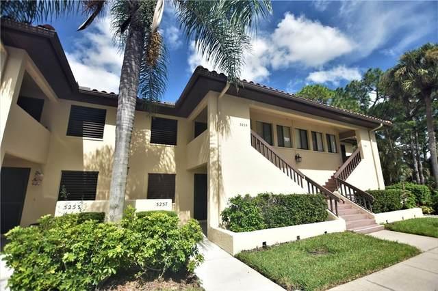 5257 Lake Village Drive #41, Sarasota, FL 34235 (MLS #A4477923) :: McConnell and Associates