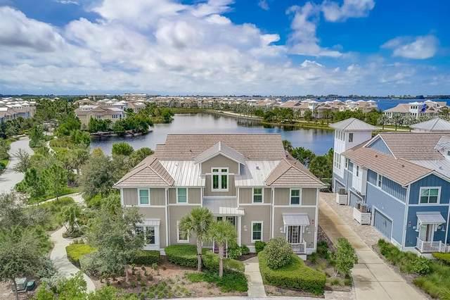 246 Sapphire Lake Drive #201, Bradenton, FL 34209 (MLS #A4477933) :: Medway Realty