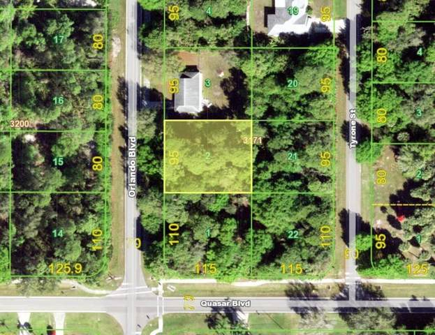 1252 Orlando Boulevard, Port Charlotte, FL 33952 (MLS #A4477941) :: Bustamante Real Estate