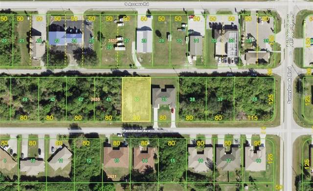 10490 Pendleton Avenue, Englewood, FL 34224 (MLS #A4478043) :: Team Buky