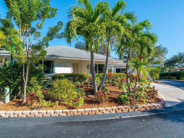 1315 Moonmist Drive G-10, Siesta Key, FL 34242 (MLS #A4478058) :: McConnell and Associates