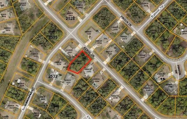 Kenvil Drive, North Port, FL 34288 (MLS #A4478075) :: Griffin Group