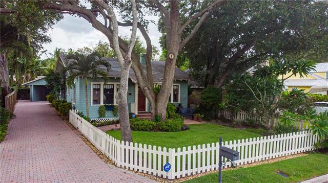 1122 Pomelo Avenue, Sarasota, FL 34236 (MLS #A4478101) :: The Heidi Schrock Team
