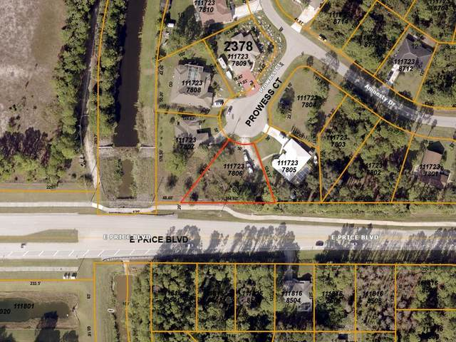 Process Court, North Port, FL 34288 (MLS #A4478112) :: KELLER WILLIAMS ELITE PARTNERS IV REALTY
