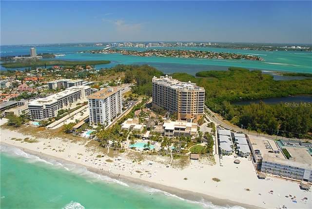 1300 Benjamin Franklin Drive #907, Sarasota, FL 34236 (MLS #A4478118) :: Keller Williams on the Water/Sarasota