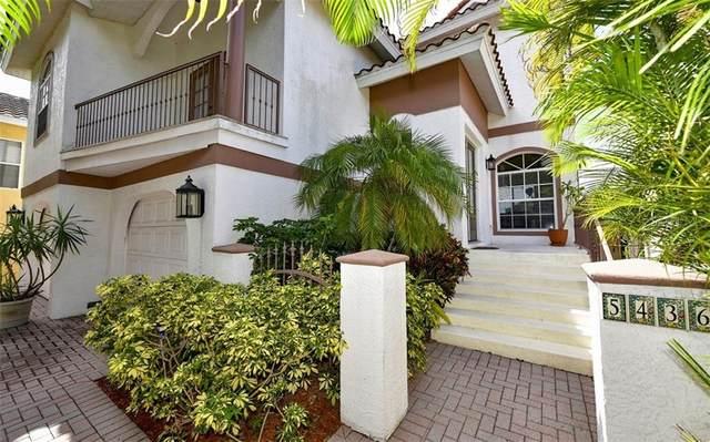 5436 Avenida Del Mare, Sarasota, FL 34242 (MLS #A4478151) :: Keller Williams on the Water/Sarasota
