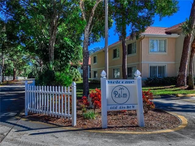 4457 45TH Avenue W #211, Bradenton, FL 34210 (MLS #A4478164) :: Armel Real Estate