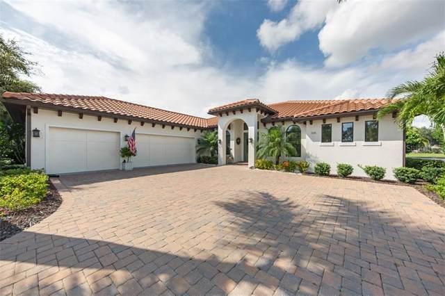 5305 Ashton Oaks Court, Sarasota, FL 34233 (MLS #A4478189) :: The Heidi Schrock Team
