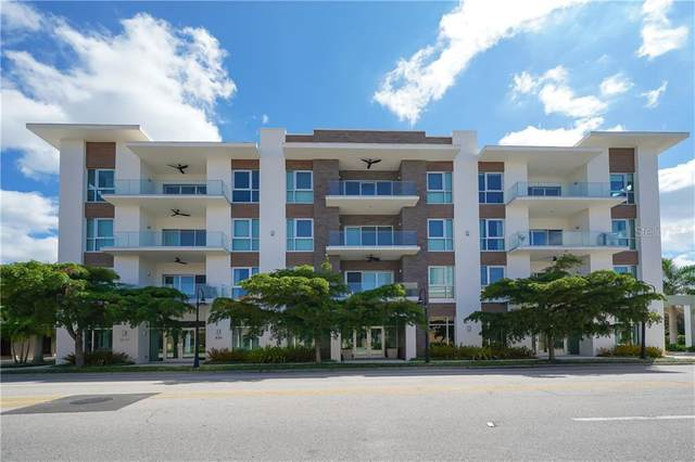 635 S Orange Avenue #203, Sarasota, FL 34236 (MLS #A4478208) :: The Paxton Group