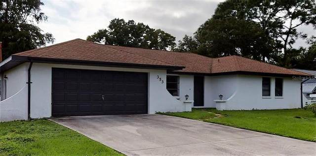 353 Lomond Drive, Port Charlotte, FL 33953 (MLS #A4478235) :: Team Bohannon Keller Williams, Tampa Properties