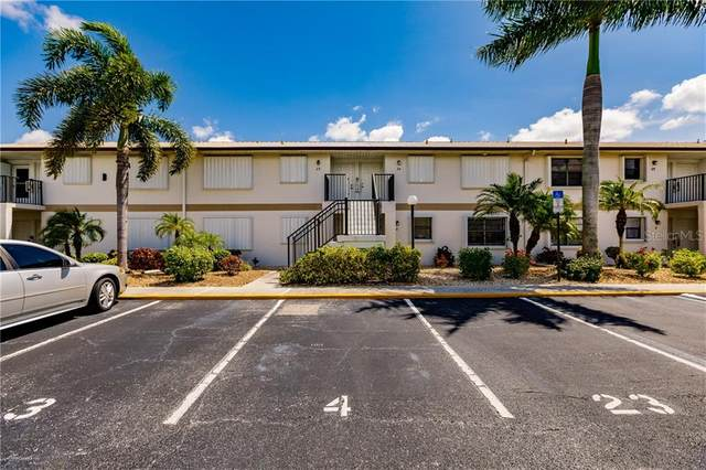 26485 Rampart Boulevard B4, Punta Gorda, FL 33983 (MLS #A4478249) :: The Brenda Wade Team