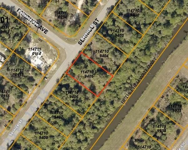 Sernice Street, North Port, FL 34288 (MLS #A4478274) :: Alpha Equity Team