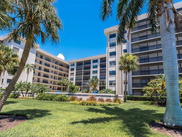1001 Benjamin Franklin Drive #302, Sarasota, FL 34236 (MLS #A4478349) :: The Paxton Group