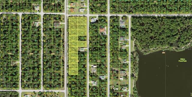 3074 - 3148 Collingswood Boulevard, Port Charlotte, FL 33948 (MLS #A4478352) :: Zarghami Group