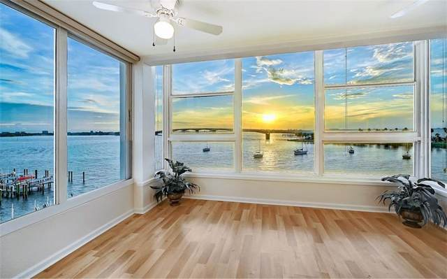 226 Golden Gate Point #51, Sarasota, FL 34236 (MLS #A4478367) :: Your Florida House Team