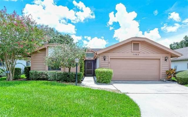 7865 Pine Trace Drive, Sarasota, FL 34243 (MLS #A4478386) :: The Heidi Schrock Team