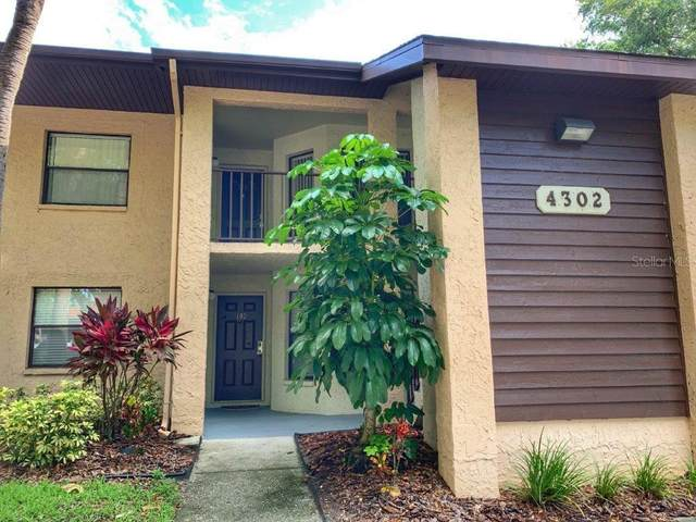 4302 46TH Avenue W #103, Bradenton, FL 34210 (MLS #A4478408) :: The Paxton Group