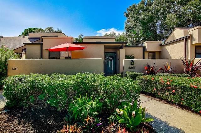 5263 Myrtle Wood #32, Sarasota, FL 34235 (MLS #A4478462) :: Burwell Real Estate