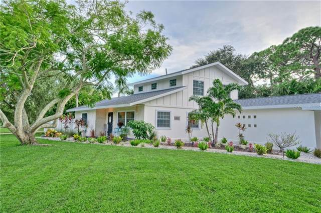 6244 Crestwood Avenue, Sarasota, FL 34231 (MLS #A4478465) :: Delgado Home Team at Keller Williams