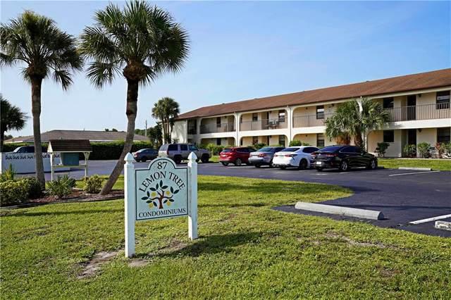 87 Boundary Boulevard #6, Rotonda West, FL 33947 (MLS #A4478494) :: Keller Williams Realty Peace River Partners