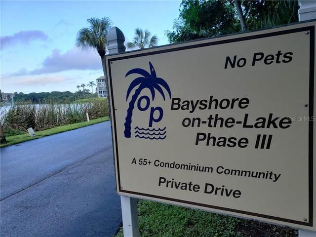 3326 Lake Bayshore Drive P 116, Bradenton, FL 34205 (MLS #A4478510) :: Armel Real Estate