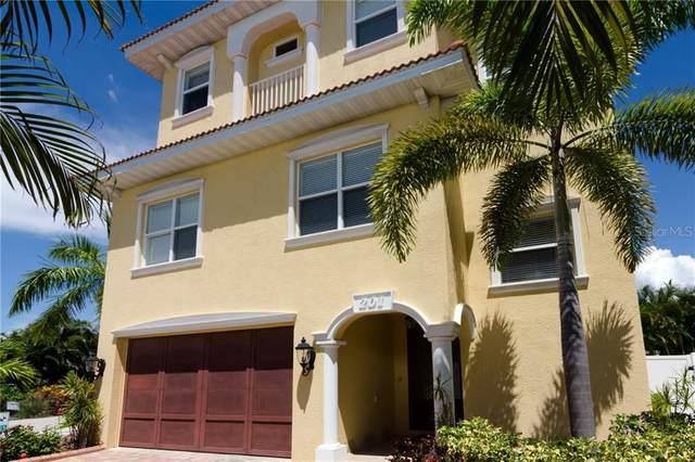 201/203 57TH Street A/B, Holmes Beach, FL 34217 (MLS #A4478571) :: McConnell and Associates