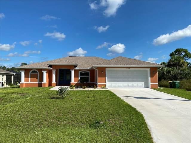 17404 Gulfspray Circle, Port Charlotte, FL 33948 (MLS #A4478606) :: The Heidi Schrock Team