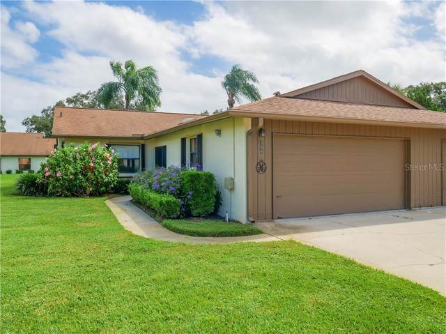 354 Oak Hill Drive #38, Sarasota, FL 34232 (MLS #A4478643) :: Bustamante Real Estate