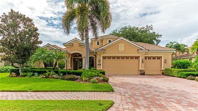 4564 Tuscana Drive, Sarasota, FL 34241 (MLS #A4478665) :: GO Realty