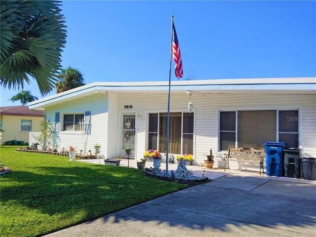 5818 19TH Street W, Bradenton, FL 34207 (MLS #A4478668) :: Team Bohannon Keller Williams, Tampa Properties